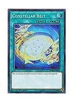 遊戯王 英語版 SPWA-EN051 Constellar Belt 神星なる領域 (スーパーレア) 1st Edition