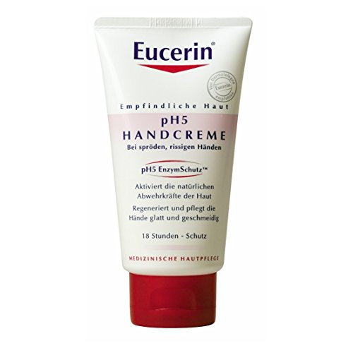 Eucerin Sensitive Skin Hand Cream pH5-75 ml