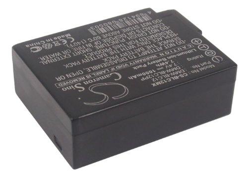 Battery for Part NO.Panasonic DMW-BLC12, DMW-BLC12E, DMW-BLC12GK, Panasonic Lumix DMC-FZ1000, Lumix DMC-FZ200, Lumix DMC-FZ200GK, Lumix DMC-FZ200K -  XYCJBATTERY