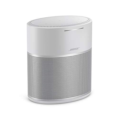 B07NSBose Home Speaker 300, con Amazon Alexa integrado, Plata M6Y3K