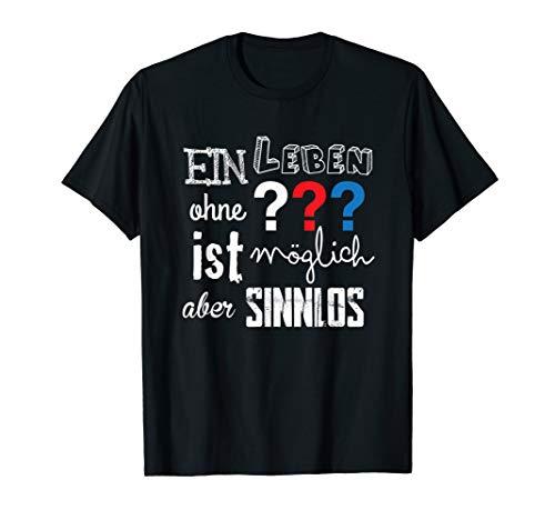 3 Detektive & Fragezeichen T-Shirt