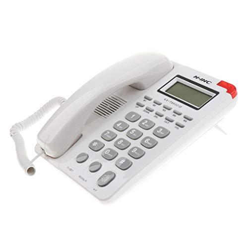Baoblaze Téléphonie Fixe Bureau ...