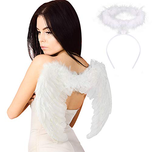 Angel Wings Costume for adult,