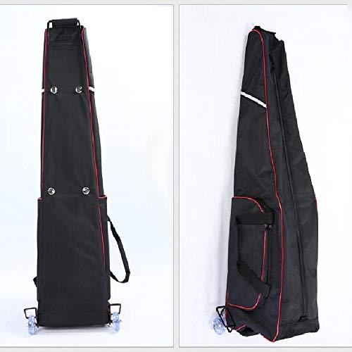 XBAO SchwertTasche,Geeignet Für Säbel Degen Florett Ausrüstung Fechten Rucksack,Oxford Cloth langlebig und Ware im Einsatz zu widerstehen,Wasserdicht und komfortabel,multifunktional,Mit Walze