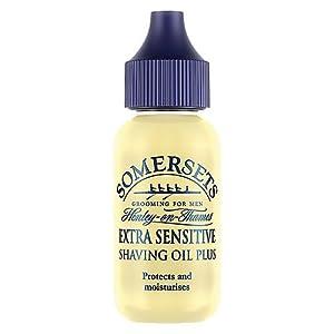 Somersets Sensitive Shave Oil 35ml by David Somerset