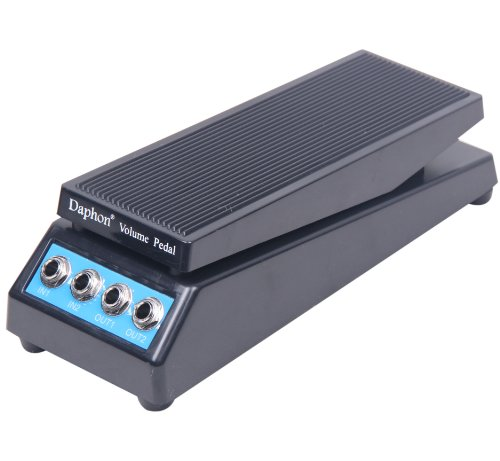 Signstek Gitarren Effektpedal für Stereosound (niedrige Impedanz, mit Einstellknopf für Amplitude)