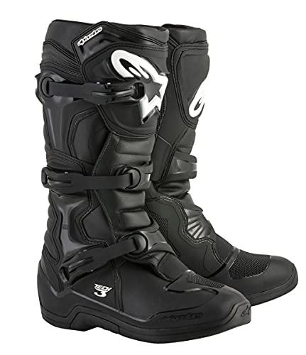 Alpinestars Motocross-Stiefel Tech 3 Schwarz Gr. 42 - 2