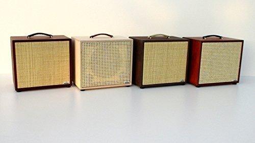 Cassa in legno per amplificatore da chitarra e basso 1x12