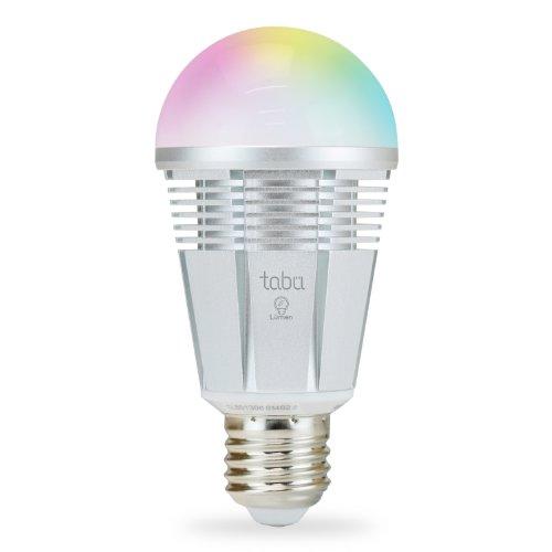 【日本正規代理店品・保証付】Tabu Lumen スマートLED電球 Bluetooth SMART (Bluetooth 4.0) 対応 LDA6-E26-LUMEN