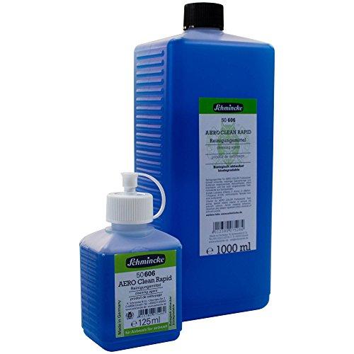Airbrush 125ml Reiniger Schmincke Aero Clean Rapid 50 606 Reinigungsmittel