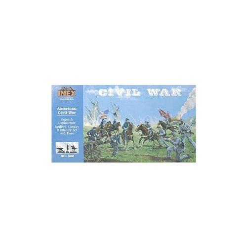 Imex 605 1/72 Civil War Complete Set