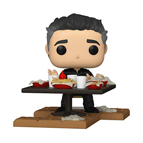 Funko- Pop Deluxe: Marvel-Bruce Banner Shawarma Collectible