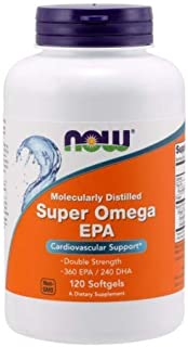Now Foods Super Omega EPA - 120 Softgels