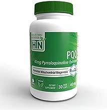 PQQ 40mg 30 Vegecaps (Pyrroloquinoline Quinone)