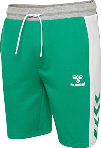 hummel Herren HMLMASON Shorts, Pfeffer Grün, XL