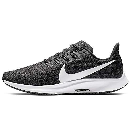 Nike Women's Air Zoom Pegasus 36 TB Running Shoes, BV1777-004 (Black/White/Thunder Grey, Numeric_8_Point_5)