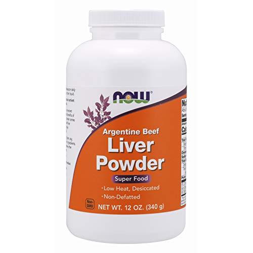 Now Foods Liver Powder, 12-Ounce