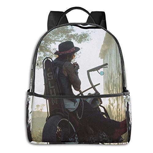 IUBBKI Yelawolf Ghetto Cowboy Backpack