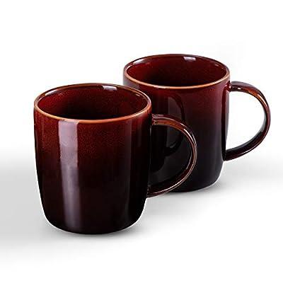 Amazon - 50% off on Ceramic Coffee Mug, Porcelain Tea Cups with Handle, Dishwasher