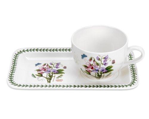 Portmeirion Botanic Garden Soup and Sandwich Set