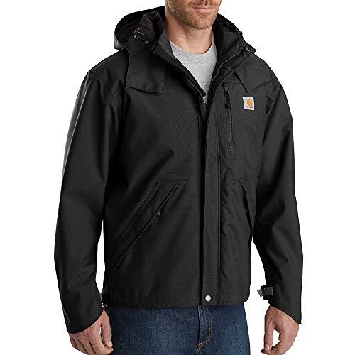 Carhartt Men's J162 Shoreline Jacket - Medium Regular - Black