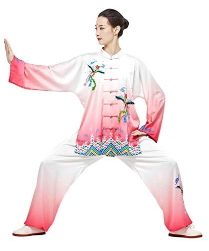 YXHUI Tai Chi Kleidung Weiblich...