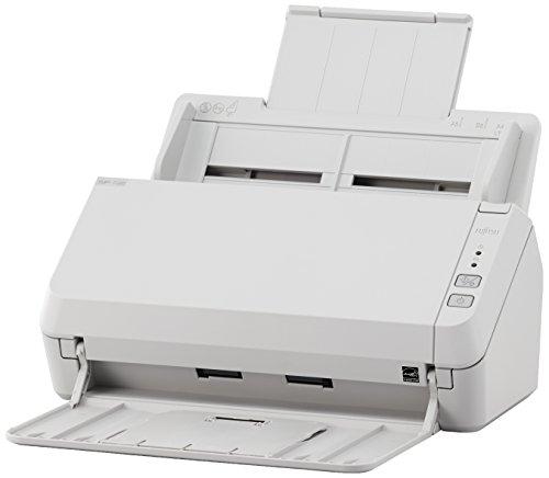 Fujitsu Scansnap SP-1125 - Escáner de Documentos (ADF, CMOS CIS, USB 2.0) Color Blanco