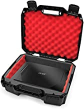 """CASEMATIX 15.6 Hard Laptop Case Compatible with Gaming Laptop, Asus Zephyrus G14, MSI GS65 Stealth, Razer, Dell XPS 15, Gigabyte Aero 15 inch Gaming Laptop Accessories - 15.0"""" x 10.5"""