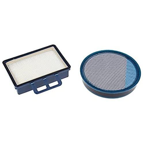 Hoover 35601650 U52 - Kit de filtros (2 L), color azul