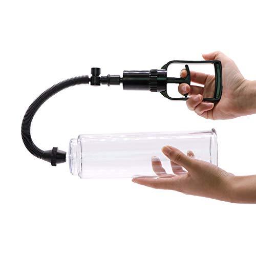 CP Love Vakuum Transparent Tube Delay Trainer Therapy Tool für Männer