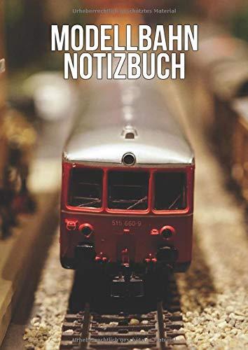 Modellbahn Notizbuch: für alle Modellbauer -