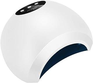 JJL Secador de uñas UV Lámpara de uñas Gel de secado rápido Esmalte de uñas Luz LED Lámpara de uñas Shellac Gel de luz UV Secador de esmalte de uñas Lámpara de curado Shellac Lámpara de luz 48W con 2