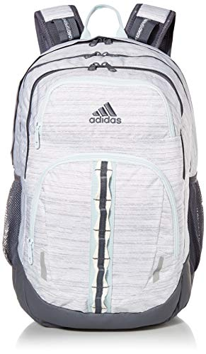 adidas Unisex Prime Backpack, Two Tone White/ Sky Tint/...