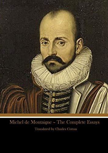 Michel de Montaigne – The Complete Essays