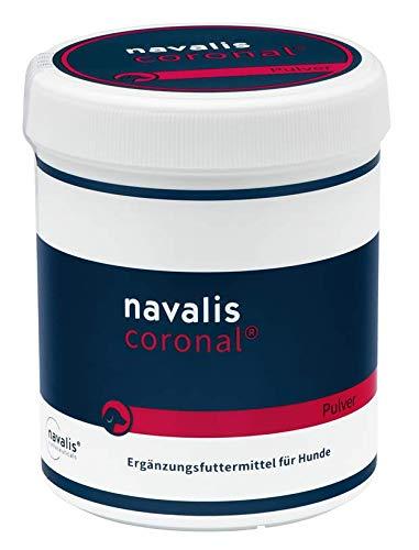 navalis coronal® DOG 120g Dose Ergänzungsfuttermittel für Hunde