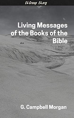 Living Messages Of The Books Of The Bible (English Edition)