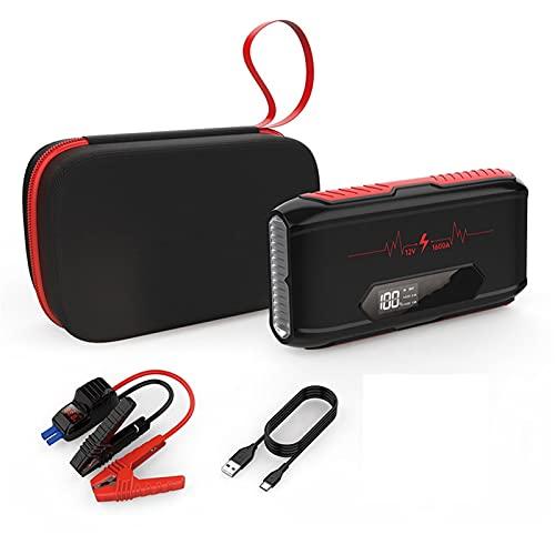 1600a 20000mah Dispositivo De Inicio Mobile Power Car Booster Starter Battery Cargador De Coche Cargador De Coche Booster