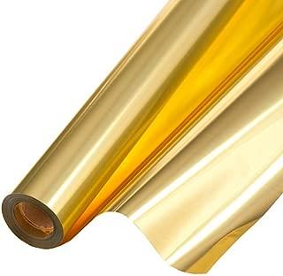 gold mylar rolls