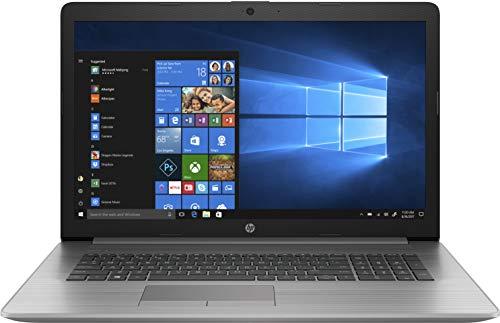 HP 470 G7 Notebook Silver 43.9 cm (17.3') 1920 x 1080 pixels 9th gen Intel Core i7 16 GB DDR4-SDRAM 1TB HDD + 1TB SSD AMD Radeon 530 Wi-Fi 6 (802.11ax) Windows 10 Pro