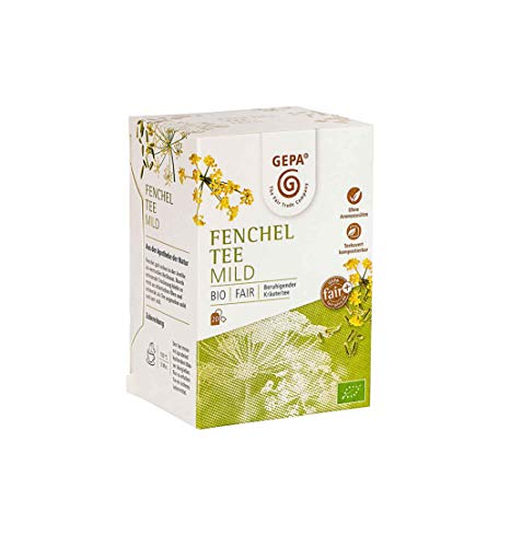 GEPA - The Fair Trade Company - Fenchel Tee - 34g, bio