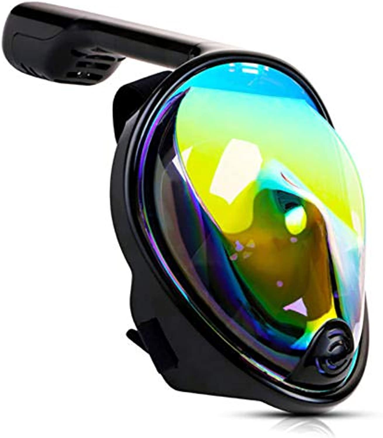 c956c6f9c43c27 SSXY Breath Swimming Diving Mask Silicone Diving Mask Iris Snorkel Goggles  Full Face Snorkeling Mask