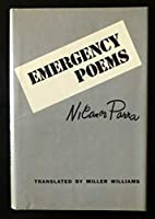 Emergency Poems 0811203409 Book Cover