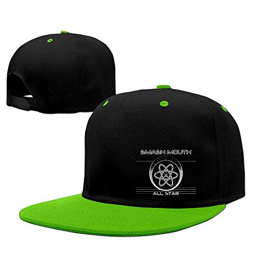 March flowers Smash Mouth Rock Band Astro Lounge Jason Sutter Pop Punk Trucker Hats
