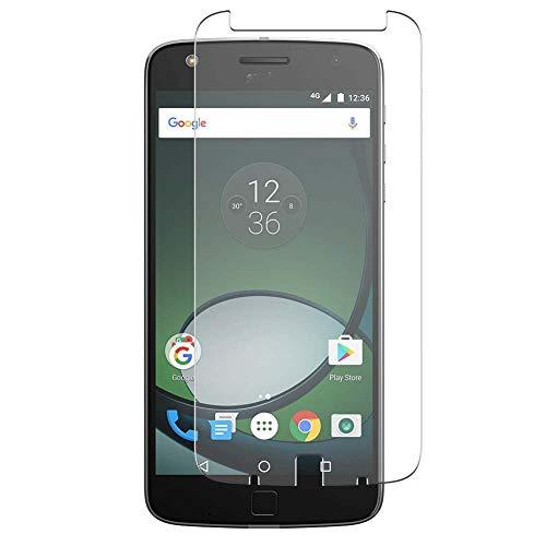 Vaxson 4-Pack TPU Pellicola Protettiva, compatibile con Motorola Moto Z play, Screen Protector Film [Non Vetro Temperato Cover Custodia ]