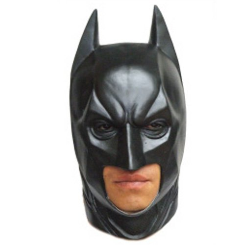 The Dark Night Rises Party Mask