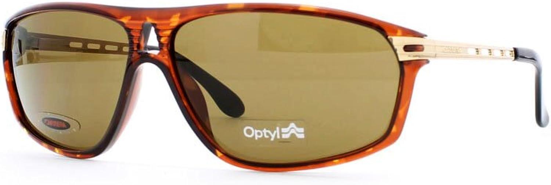Carrera 6004 4ND Brown Authentic Men  Women Vintage Sunglasses