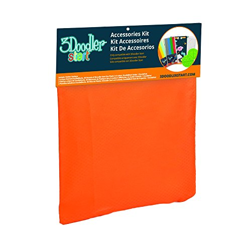 3Doodler Start Pencil Case Accessories Kit - 3