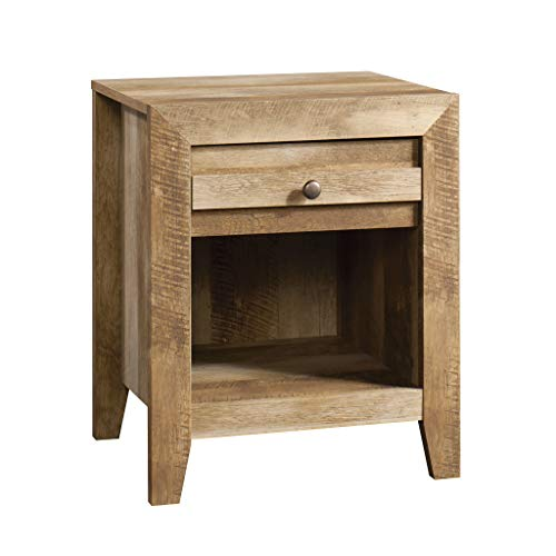 Sauder Dakota Pass Night Stand, Craftsman Oak finish