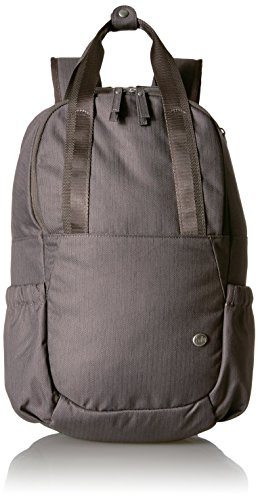HAIKU Women's Trailblazer Eco-Friendly Adjustable Laptop Travel Backpack, Shale