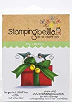 Stamping Bella Cling Stamps-The Perfect Gnome Bow